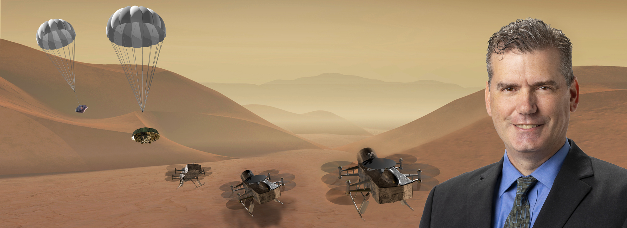 Webinar: Robotic Exploration of Titan with Dragonfly - An Overview of the Lander Mobility System