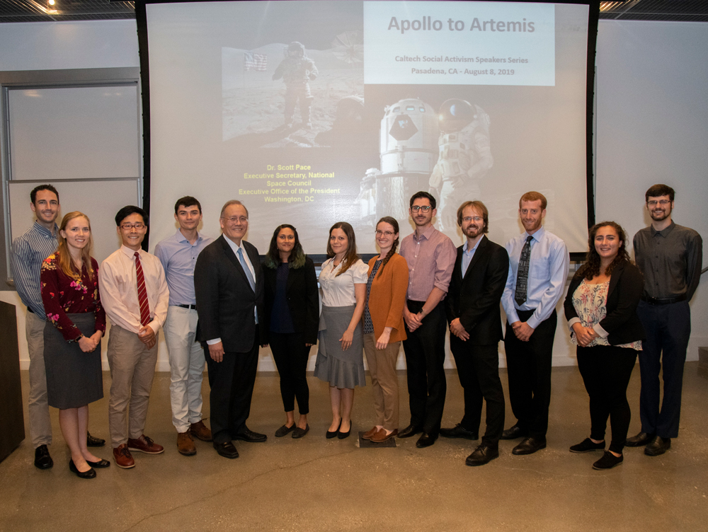 From Apollo to Artemis: Policy History and Promise