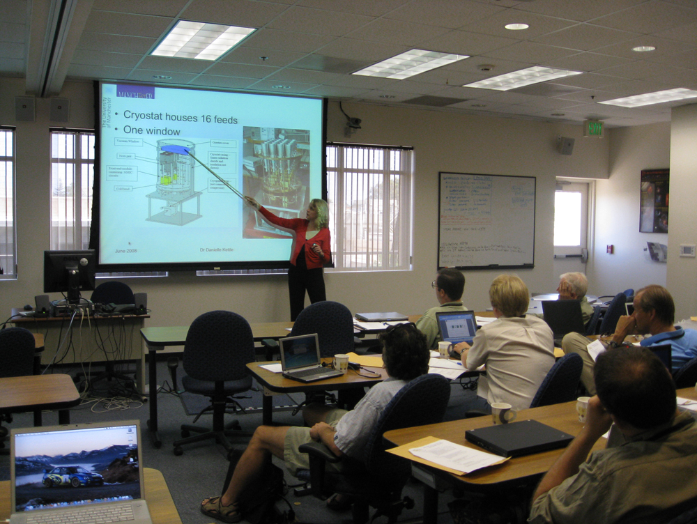 MMIC Array Receivers and Spectrographs Workshop
