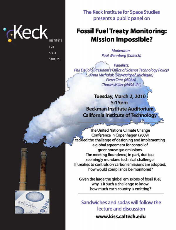 Fossil Fuel Treaty Monitoring