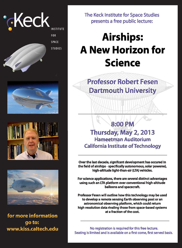 Airships: A New Horizon for Science