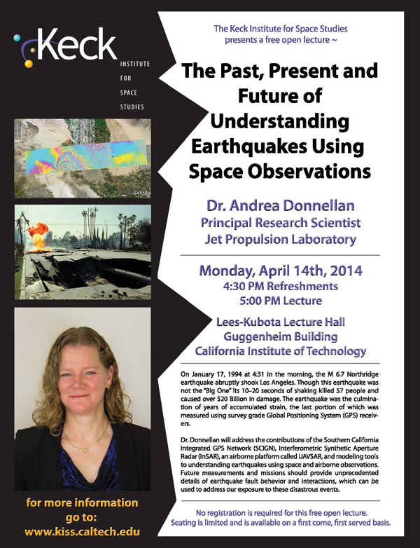 The Past, Present and Future of Understanding Earthquakes Using Space Observations