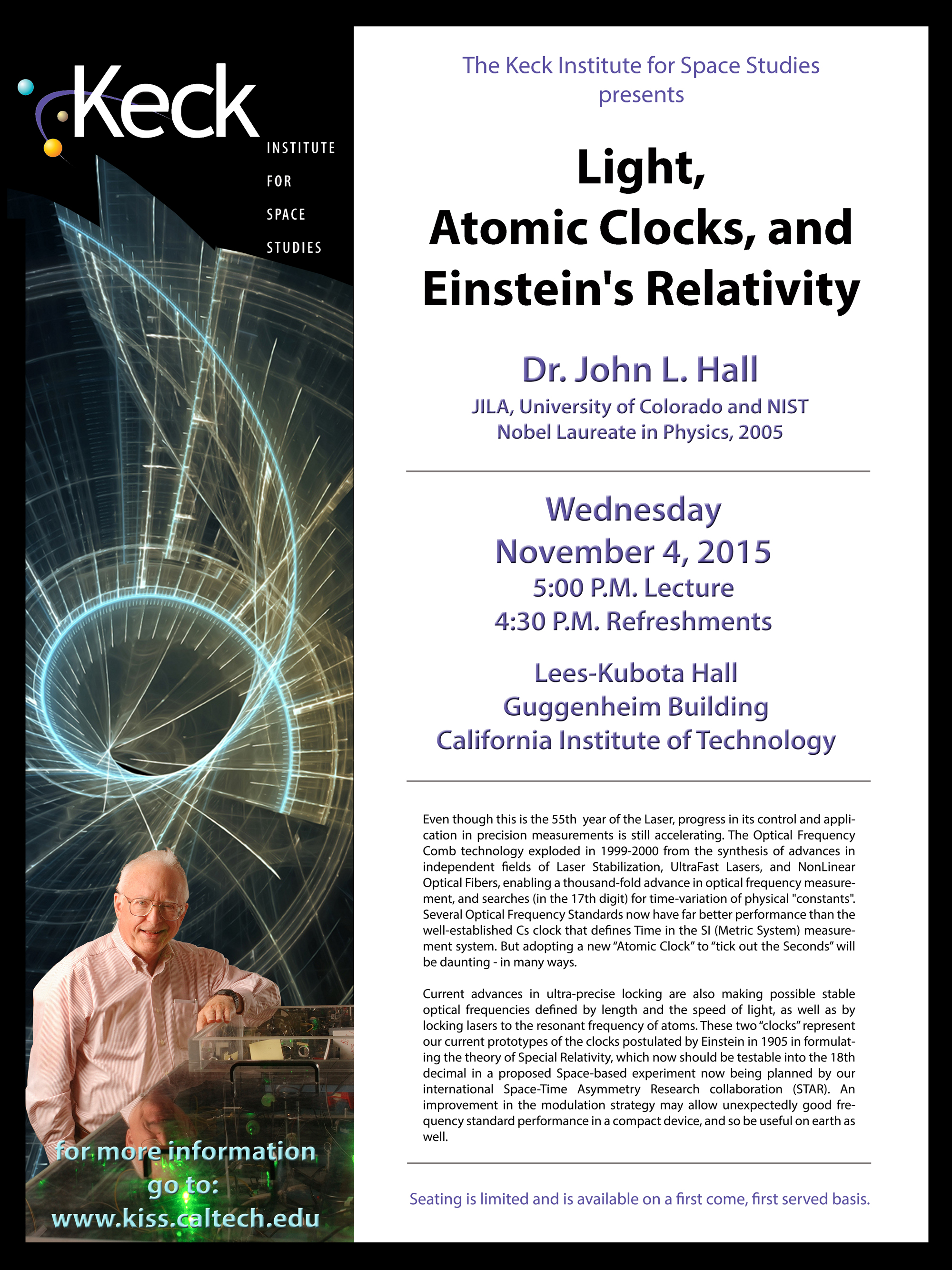 Light, Atomic Clocks, and Testing Einstein's Assumptions