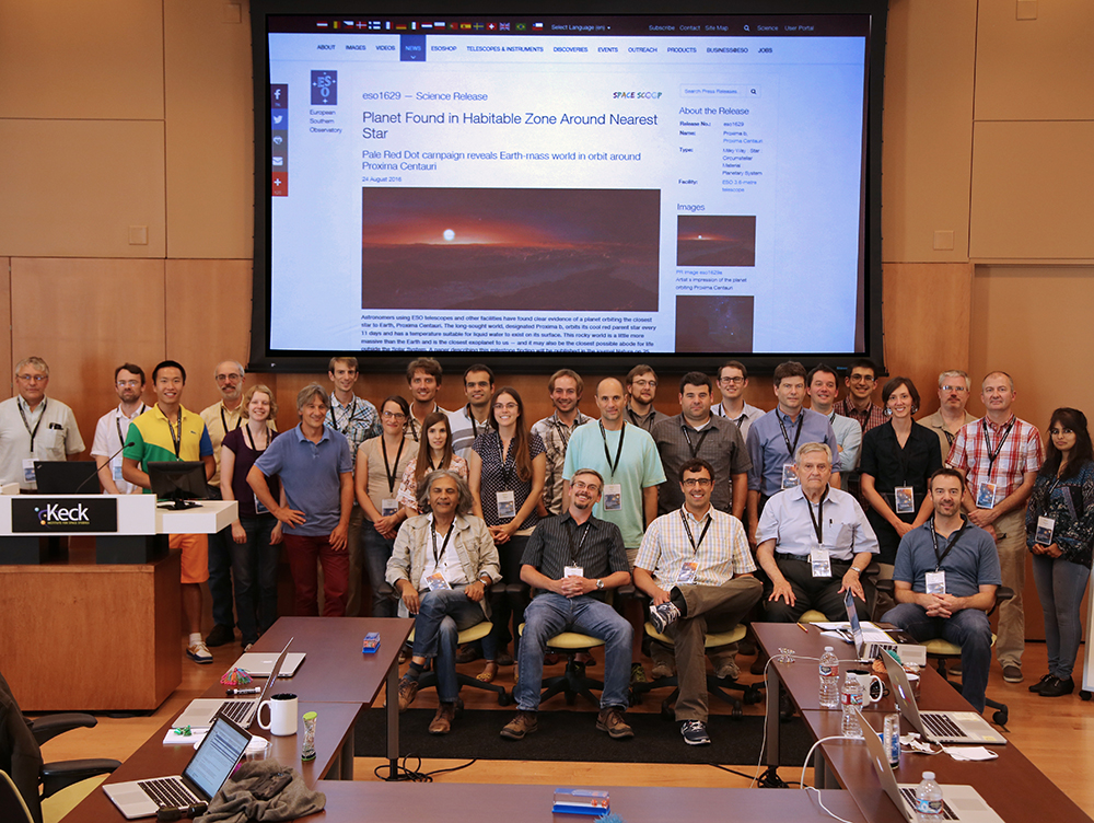 Exoplanet Imaging Workshop